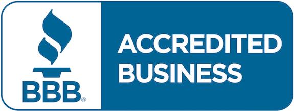 better business bureau accredited business seal